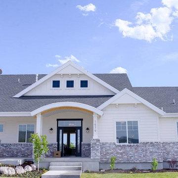 Magnolia Foster Custom Homes Parade Home