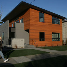 Modern Exterior by ALCOVA architecture