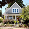 My Houzz: Simplicity and Serenity in a Vintage-Modern Remodel