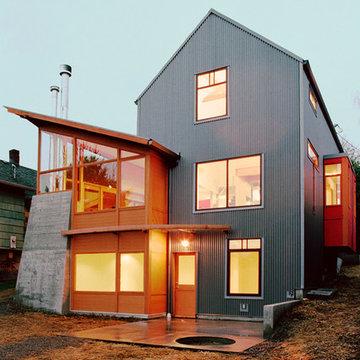 Magnolia Residence - Seattle, WA « DAVID VANDERVORT ARCHITECTS