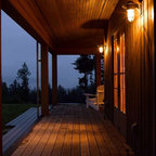 Picnic Shelter Traditional Patio Seattle By
