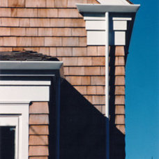 Traditional Exterior by Bosworth Hoedemaker