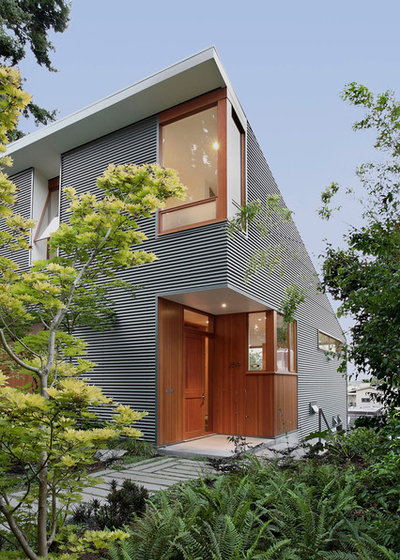 Contemporary Exterior by SHED Architecture & Design