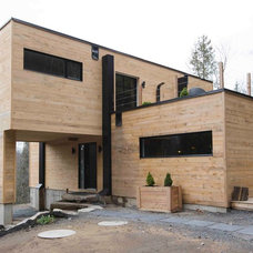 Industrial Exterior by Les Collections Dubreuil