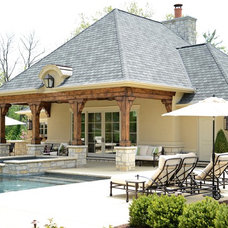 Traditional Exterior by Schaub+Srote, Architects   Planners   Interiors