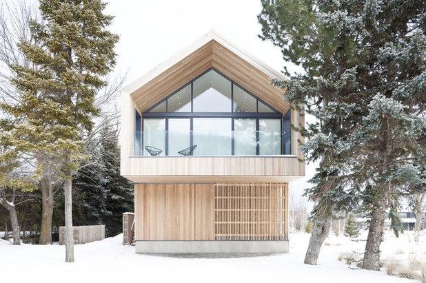 Scandinavian Exterior by Peter A. Sellar - Architectural Photographer