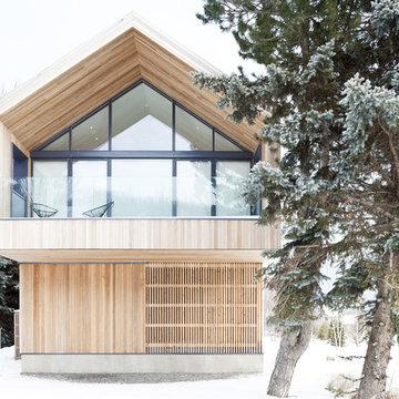 Maison Glissade (Ski Chalet)