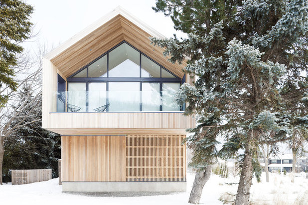 Scandinave Façade by Peter A. Sellar - Architectural Photographer