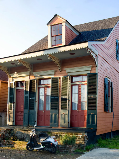Creole Cottage Home Design Ideas Pictures Remodel And Decor