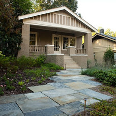 Craftsman Exterior by Golightly Landscape Architecture