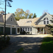 Traditional Exterior by Daggett Builders, Inc