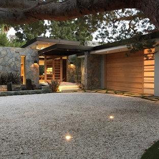 75 Most Popular Midcentury Modern Exterior Home Design Ideas For