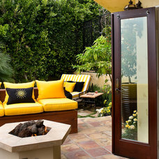 Mediterranean Exterior by Tracy Murdock Allied ASID