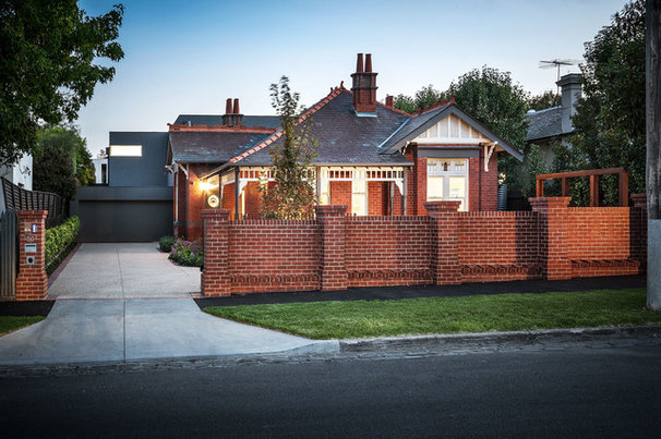 Traditional Exterior by DDB Design Development & Building