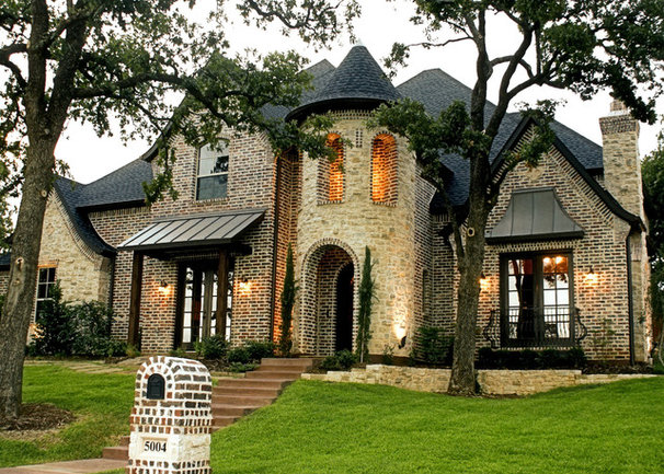 Traditional Exterior by Victor Myers Custom Homes & Real Estate