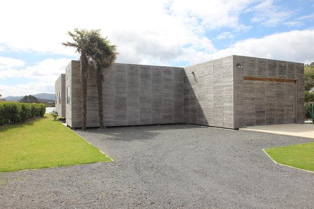 Contemporary Exterior by Furze Architecture & Design