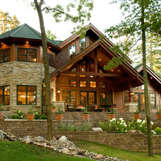 Traditional Exterior by Nor-Son, Inc.