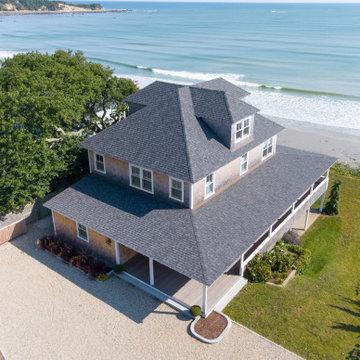 Manomet Bluffs Home Addition/Remodel