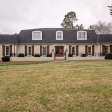 Traditional Exterior by Arbor Construction Group LLC