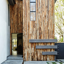 Contemporary Exterior by E&K Vintage Wood