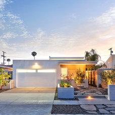 Modern Exterior by American Coastal Properties