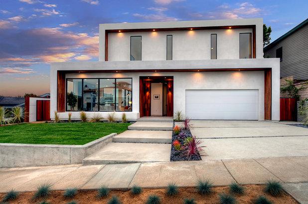 Modern Exterior by Lumer Development & Design
