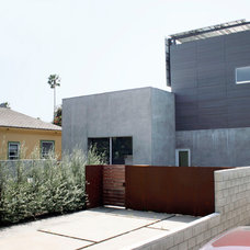 Contemporary Exterior by TPA Architecture, Inc.