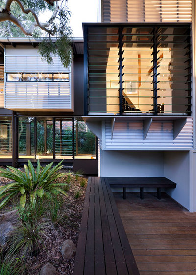 Exotique Façade by Bark Design Architects