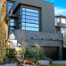 Modern Exterior by Ecostone Products