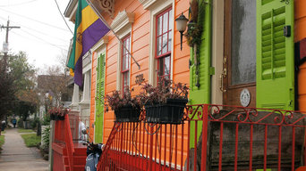 Mardi Gras - Bayou St. John, New Orleans