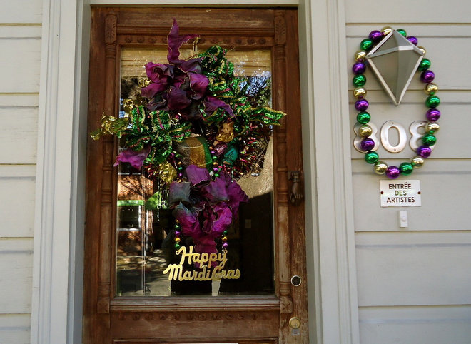 Eclectic Exterior by Valorie Hart