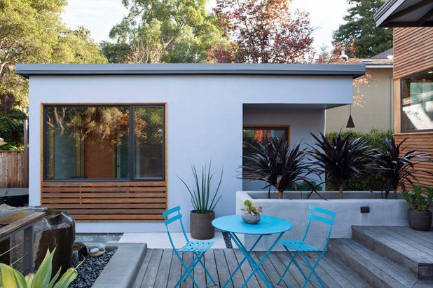 Modern Exterior by Ogawa Fisher Architects