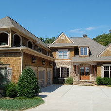 Craftsman Exterior by JW Hall Building Co.