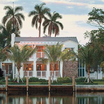 Marine Way Historic Home Relocation & Renovation in Delray Beach, Florida