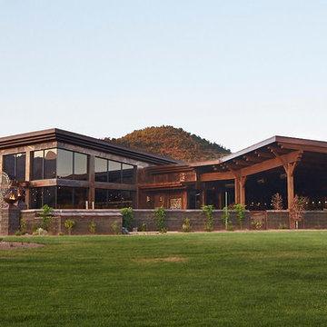 Mariposa restaurant Sedona, Arizona