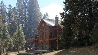 Mariposa Timber Frame Home