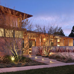 contemporary exterior by Jeri Koegel Photography