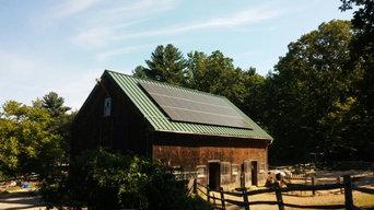 Marlborough Solar Barn