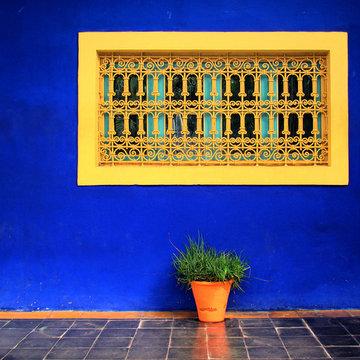 Marrakech Majorelle Garden 2011