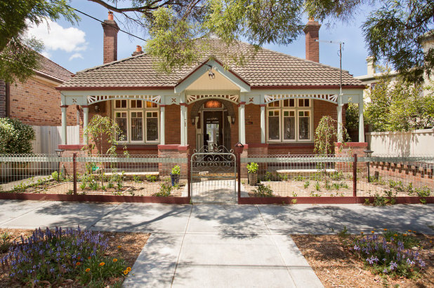 Roots Of Style The Historic Australian Brick House