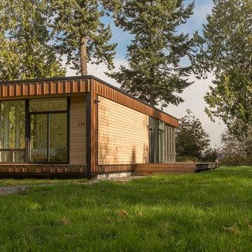 Marrow Stone Cabin