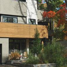 Contemporary Exterior by Michael Kilpatrick Design