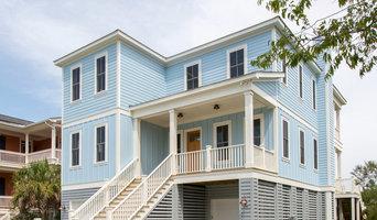 Marshfront Custom Home