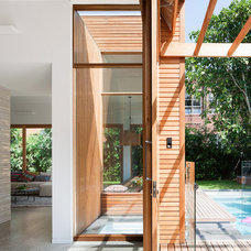 Contemporary Exterior by bg architecture