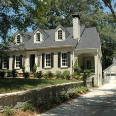 Traditional Exterior by Phoenix Renovations