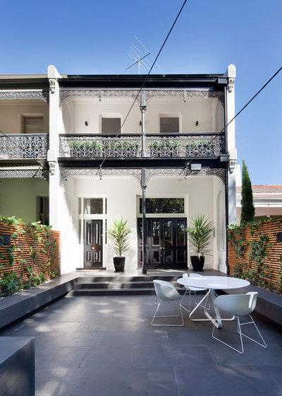 Modern Exterior by Matt Gibson Architecture + Design