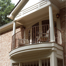 Traditional Exterior by Fisher Group LLC