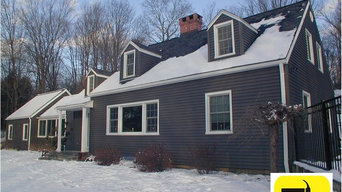 Mastic Siding Project CT