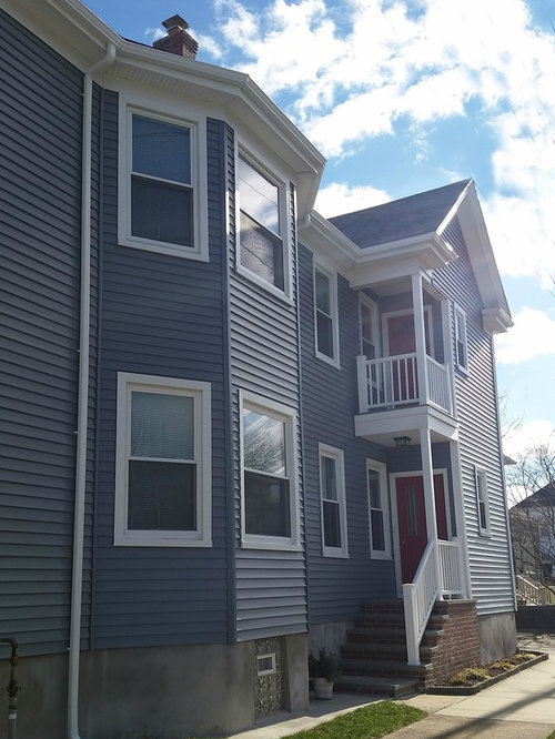 Mastic Vinyl Siding Azek Decking Harvey Windows New