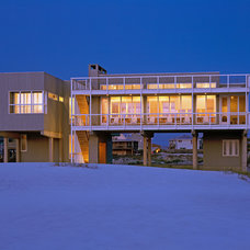 Modern Exterior by Artisan of Seagrove